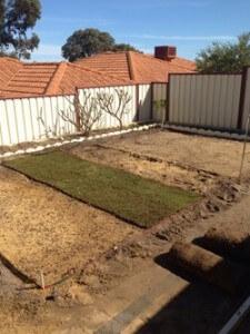 Good landscaper in Perth